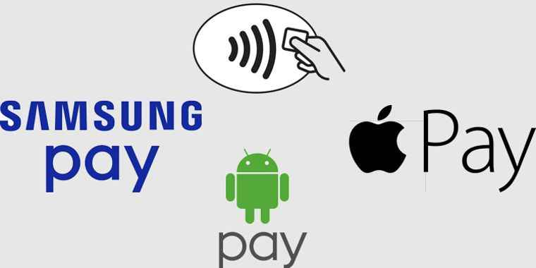 Конкуренты Apple Pay